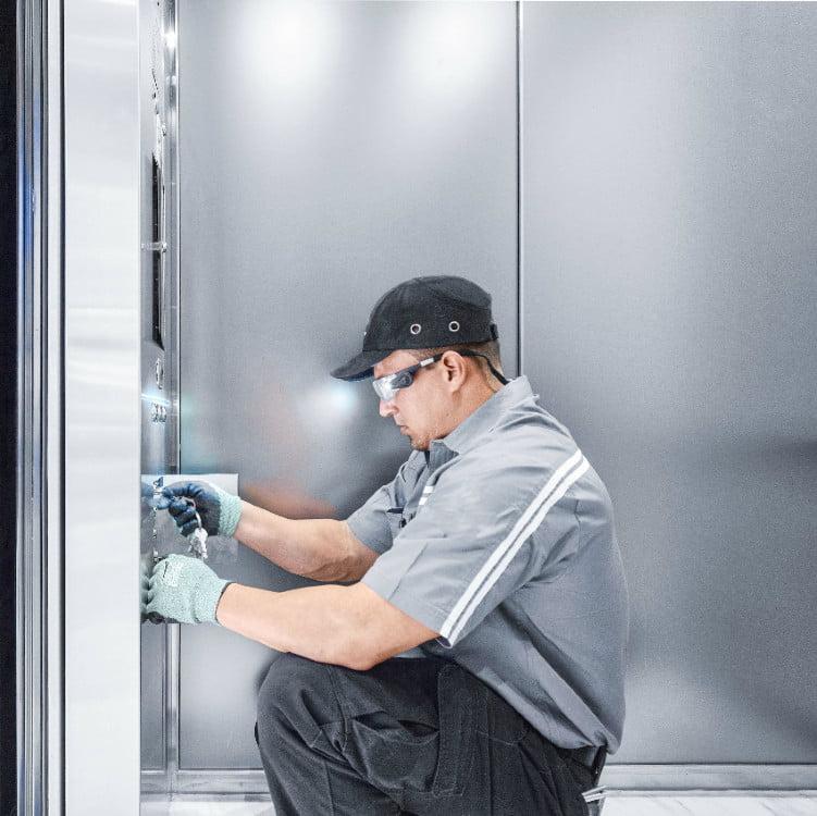 Диспетчеризація ліфта