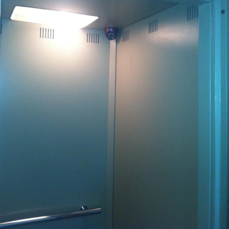Система відеоспостереження ліфта