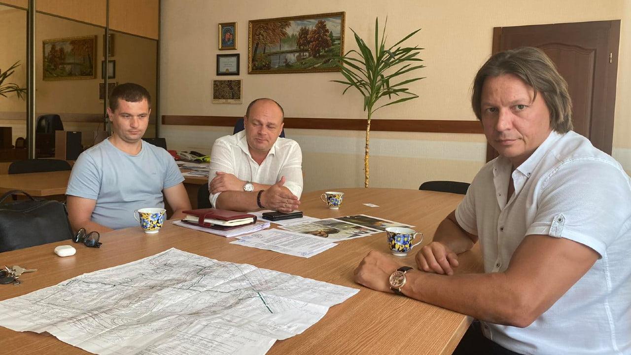 Нарада АОСББ Дарницького району з Київводоканалом 16 липня 2021 року